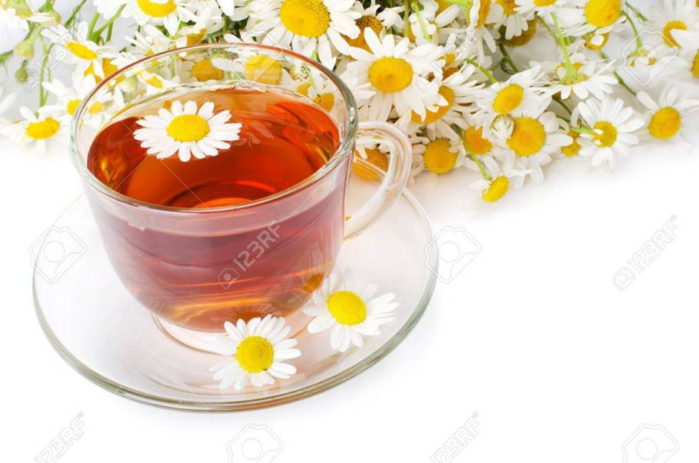 Chamomile Tea Can Fight Anxiety