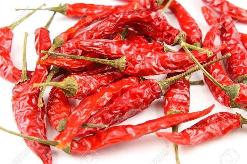 Large Of Thai Chili Pepper