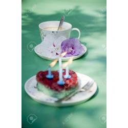 Prodigious Flowers Stock Photo Heart Shaped Birthday Cake Coffee Cup Flowers Stock Photo Heart Shaped Tea Cup Set Heart Shaped Birthday Cake Coffee Cup