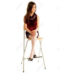 Small Crop Of Purple Teen Chair