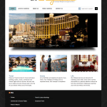 Life Styled Group, Homepage Page