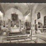La chapelle autrefois
