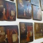 Une collection unique par le nombre d'ex-voto conservés (plus de 300) et leur ancienneté (XVIe siècle)