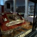 Relique de la vertèbre de saint Jean-Baptiste