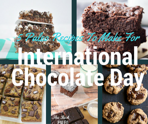 5 Paleo Chocolate Recipes To Make For International Chocolate Day