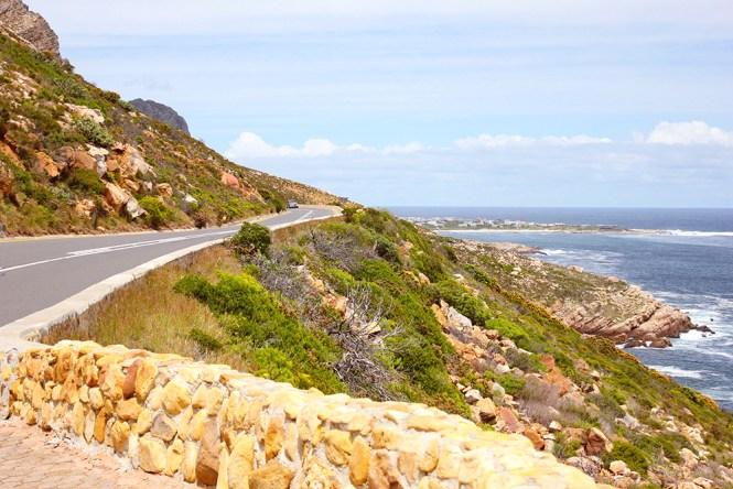 Garden Route, na África do Sul