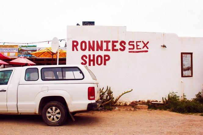 Ronnies Sex Shop - Garden Route