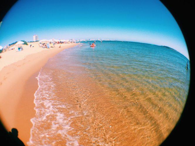 Mar - Punta del Este - Uruguay