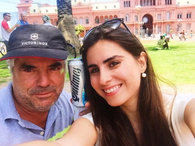 Piquenique em Buenos Aires 2