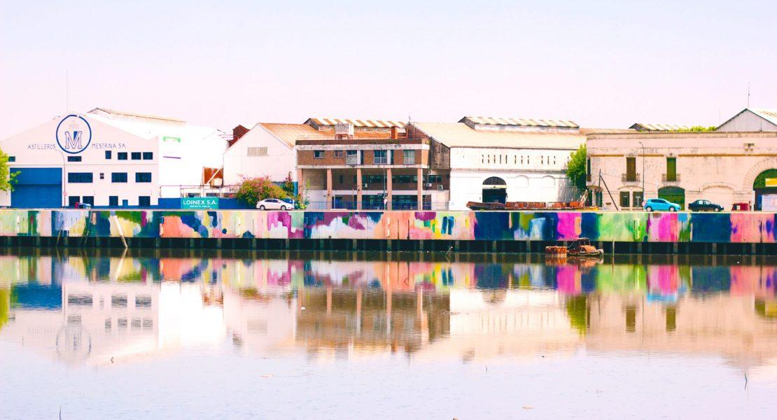 Rio Sujo em Buenos Aires