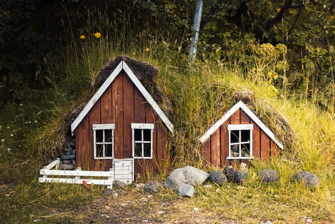 Casa de Elfo - Islandia