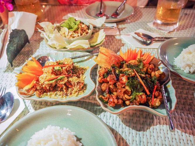 Baan Khanitha - Asiatique - Onde comer em Bangkok