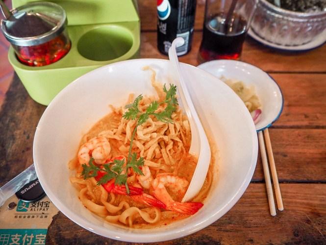 Khao Soi - Onde comer em Bangkok