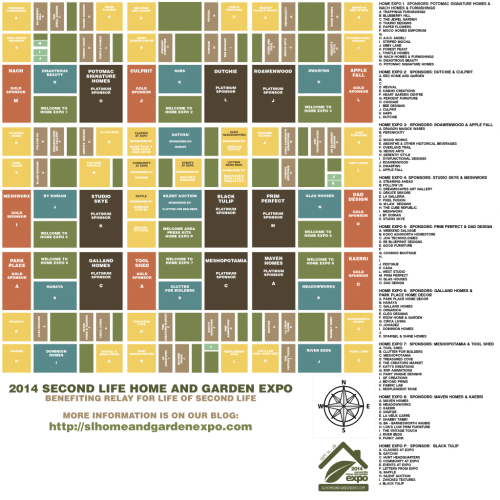Home Expo - Master Map