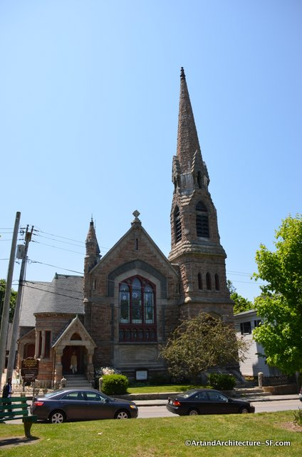 Channing Memorial Church