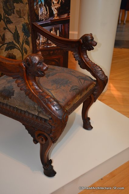 Chair at the Griswold House