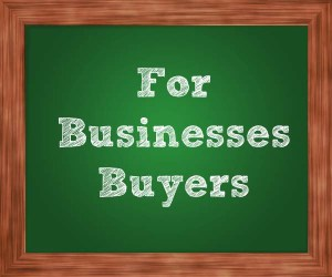 For Business Buyers