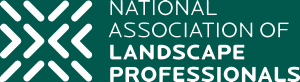 NALP Logo Reverse on Green