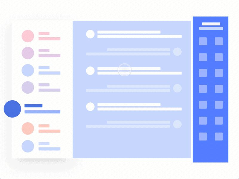 colorful-chat-app-animation