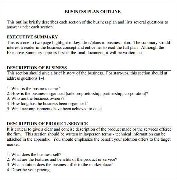 Business plan template proposal sample printable calendar templates business plan sample fbccfo Choice Image