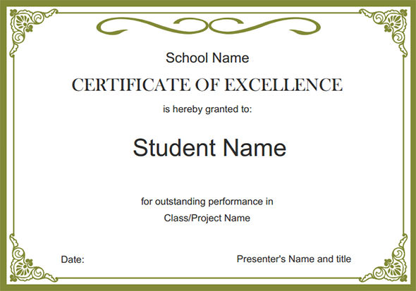 blank certificate certificate template certificate design free certificate templates award certificate template free certificate