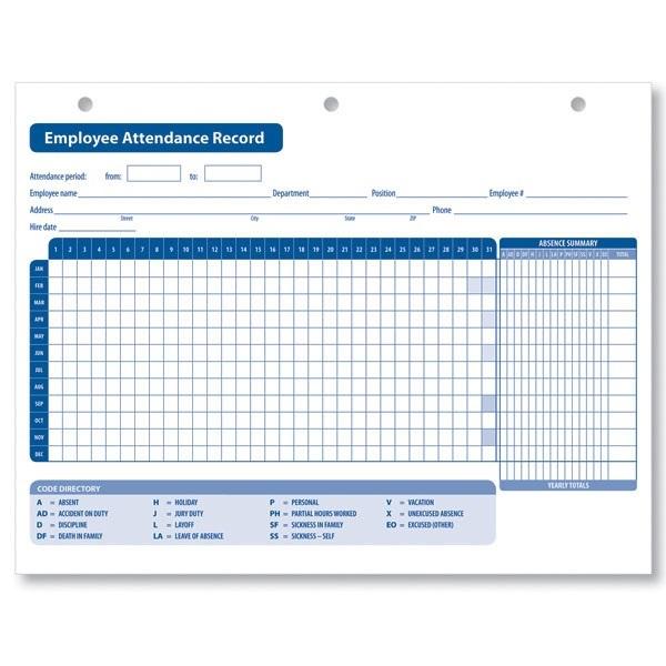 Printable Tracker Sheet