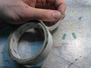 Изготовление шлейфа дисплея принтера Canon