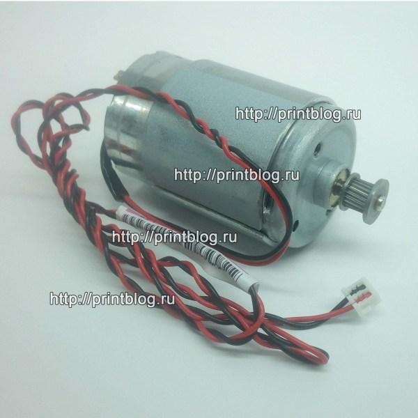 Двигатель каретки EPSON R270, R290, R295, R390, Epson T50, P50, L800 (p/n 2116693)