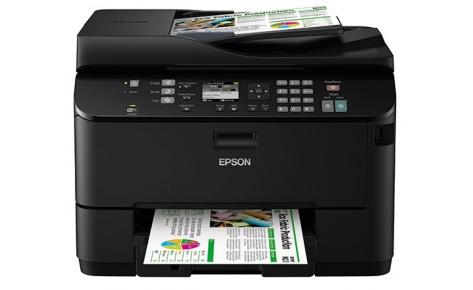 Скачать драйвер принтера Epson WorkForce Pro WP-4535DWF
