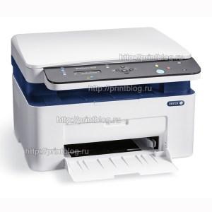 Прошивка для Xerox WC 3025 BI (без факса)