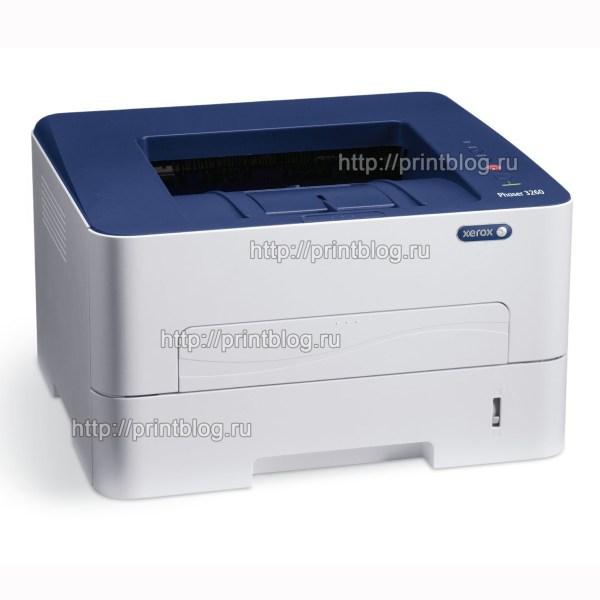 Прошивка для Xerox Phaser 3260 V3.50.01.11, V3.50.01.08, V3.50.01.05