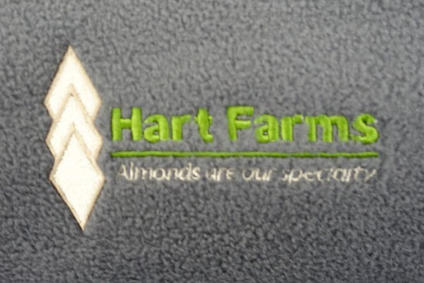 Hart Farms embroidery