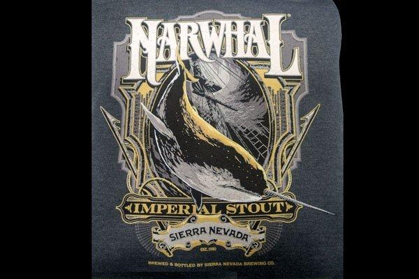 Sierra Nevada Narwhal print