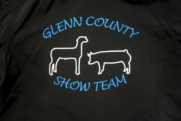 Glen County show team