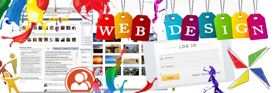 Web Design de Redes Sociais