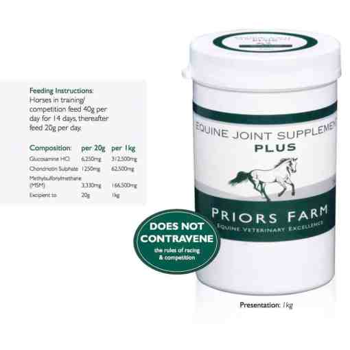 Equine Joint Supplement Plus
