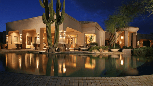 SCOTTSDALE HOMES