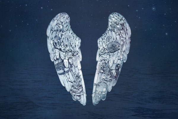 music review: Coldplay:Ghost Stories