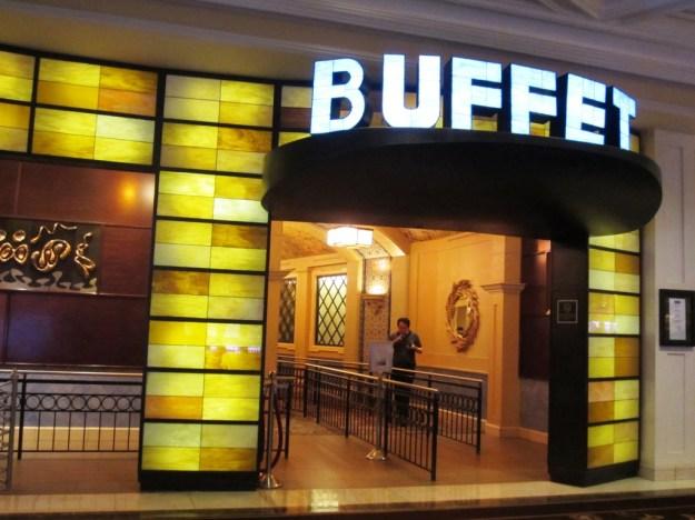 Bellagio buffet 2