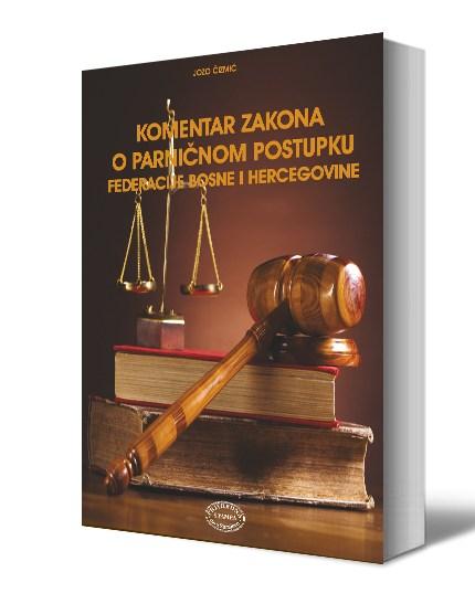 komentar zakona o parničnom postupku 2016