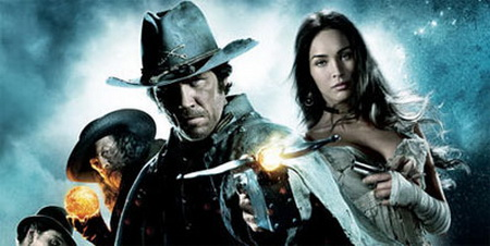 Jonah Hex movie poster Josh Brolin Megan Fox