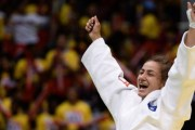 Majlinda Kelmendi flet pas fitores në Paris