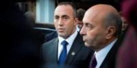Isa Mustafa-Ramush Haradinaj