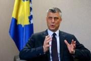 Hashim Thaçi: Unë president, më së largu me 5 mars