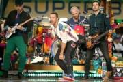 Coldplay në krye të toplistës