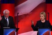 """Clinton dhe Sanders """"përplasen"""" rreth politikës së jashtme"""