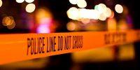 Police-crime scene