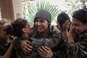Gratë që luftojnë ISIS