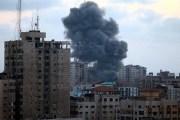 Avionët izraelitë sulmojnë Gazën