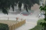 Shi e breshër në Prizren (Foto/Video)